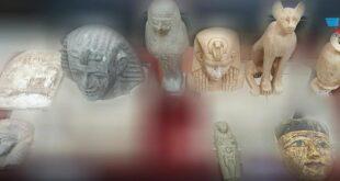الكويت…إحباط محاولة تهريب أثار فرعونية من مصر…