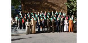وزير الشباب يشهد حفل تخرج دورة الاستراتيجية والأمن القومي رقم (68)
