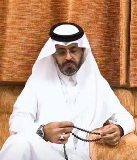 الشيب ضيف ..للشاعر عبدالله القرني