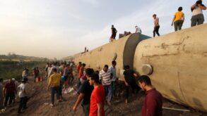 وفاة نائب رئيس هيئة قضايا الدولة في حادث قطار طوخ