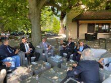 العسومي: اقترابات وأدوات جديدة للتعامل مع الأوروبيين لدعم القضايا العربية، وعدم تسييس قضايا حقوق الإنسان