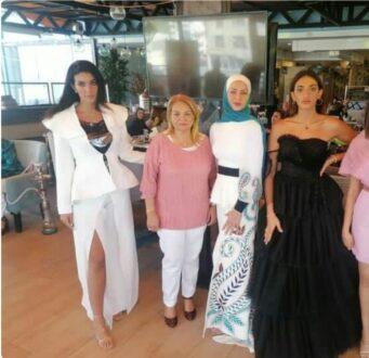 انطلاق معرض أزياء للمصممة الأردنية هنادي زعبلاوي